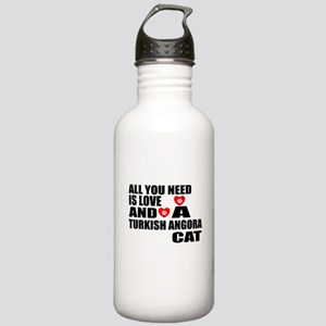 All You Need Is Love T Stainless Water Bottle 1.0L