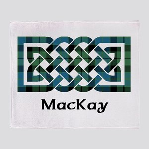 Knot - MacKay Throw Blanket