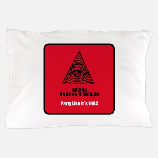 Cute Spying Pillow Case