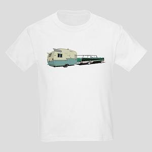 Hittin' the Road Kids Light T-Shirt