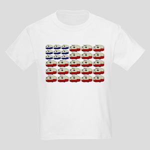 All American Shasta Kids Light T-Shirt
