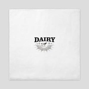 glory of the dairy Queen Duvet