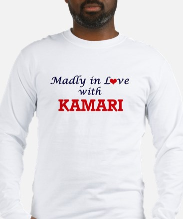Madly in love with Kamari Long Sleeve T-Shirt