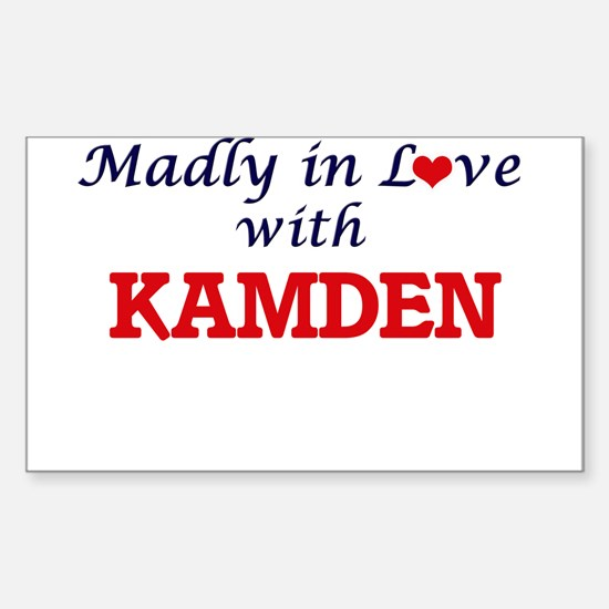 Madly in love with Kamden Decal