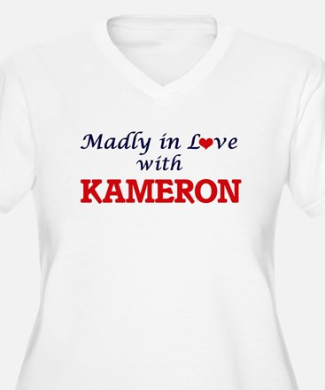 Madly in love with Kameron Plus Size T-Shirt