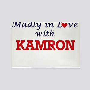Madly in love with Kamron Magnets