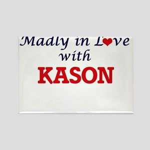 Madly in love with Kason Magnets
