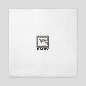 boxed dairy Queen Duvet
