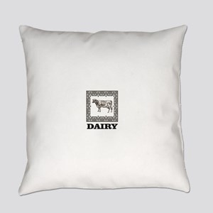 boxed dairy Everyday Pillow