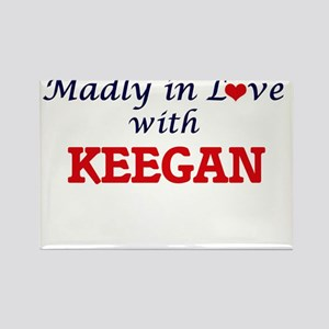 Madly in love with Keegan Magnets