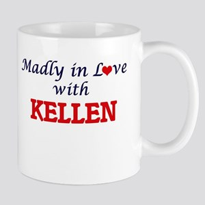 Madly in love with Kellen Mugs