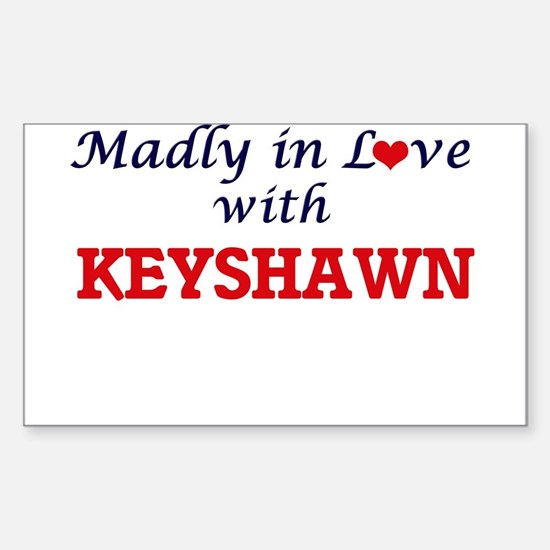 Madly in love with Keyshawn Decal