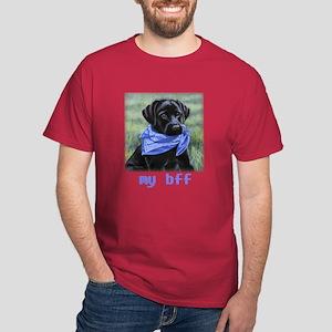 Yuppy Puppy bff Dark T-Shirt
