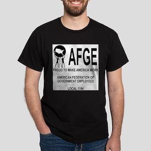 AFGE Local 1164<Br> Tee Shirt 19 T-Shirt