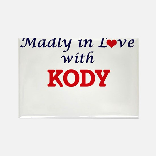 Madly in love with Kody Magnets