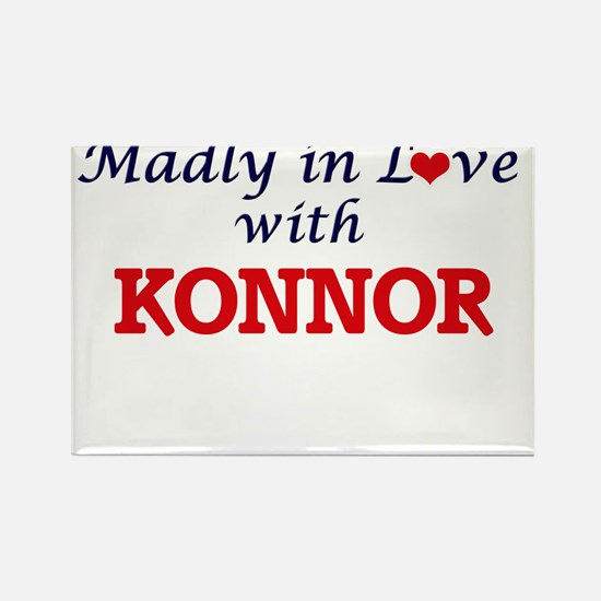 Madly in love with Konnor Magnets