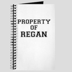 Property of REGAN Journal