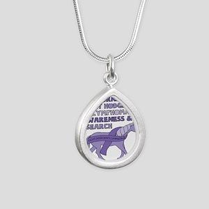 Unicorns Support Hodgkin's Lymphoma Awar Necklaces