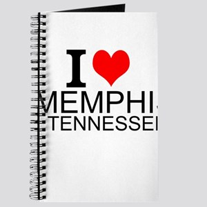 I Love Memphis, Tennessee Journal