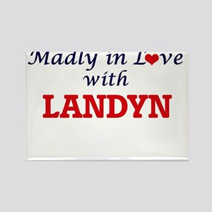 Madly in love with Landyn Magnets