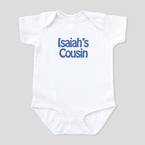 Isaiah's Cousin  Infant Bodysuit