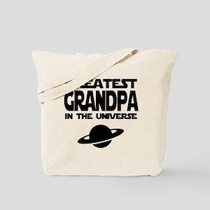 Greatest Grandpa Tote Bag