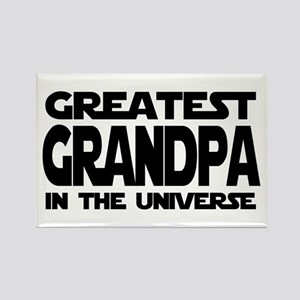 Greatest Grandpa Rectangle Magnet