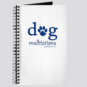 Dog Meditations Journal