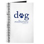 Dog Meditations Journal