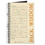 Pack Wisdom Journal