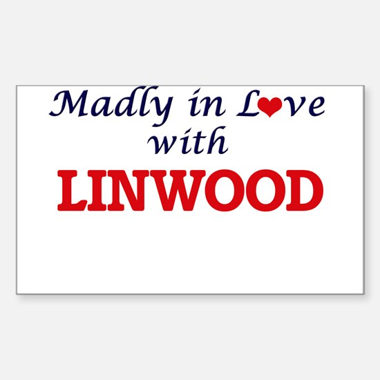 Madly in love with Linwood Decal