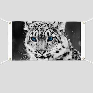 Leopardo Snow Banner