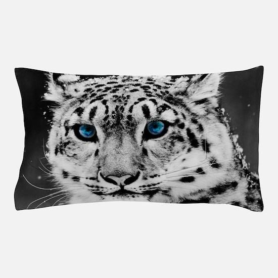 Leopardo Snow Pillow Case