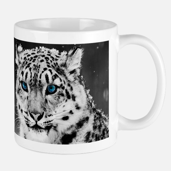 Leopardo Snow Mugs
