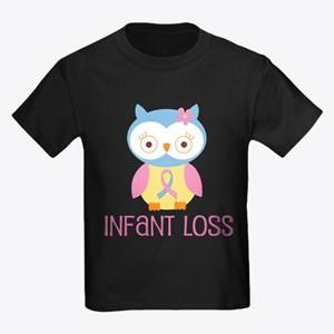 Personalized Infant Loss ribbon T-Shirt
