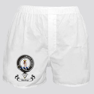 Badge - MacKay Boxer Shorts