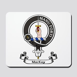 Badge - MacKay Mousepad