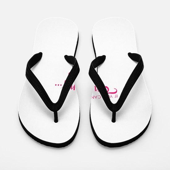 BE KIND Flip Flops