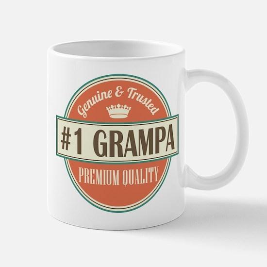 Number 1 Grampa gift Mugs