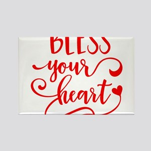 BLESS YOUR HEART -2 Magnets