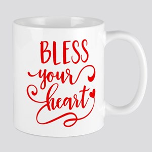 BLESS YOUR HEART -2 Mugs