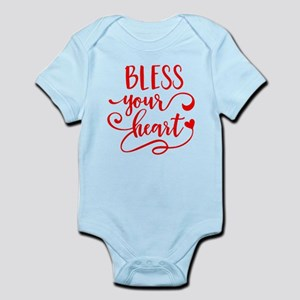 BLESS YOUR HEART -2 Body Suit