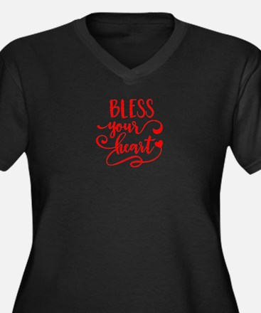 BLESS YOUR HEART -2 Plus Size T-Shirt