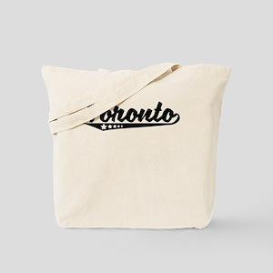Toronto Canada Retro Logo Tote Bag