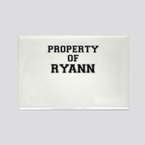 Property of RYANN Magnets