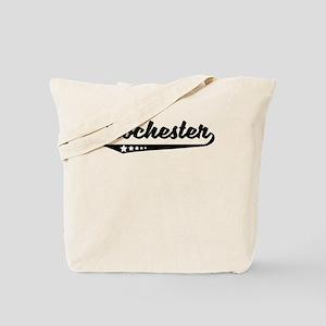 Rochester NY Retro Logo Tote Bag