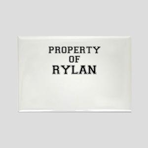 Property of RYLAN Magnets