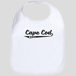 Cape Cod MA Retro Logo Bib