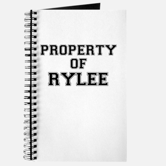 Property of RYLEE Journal