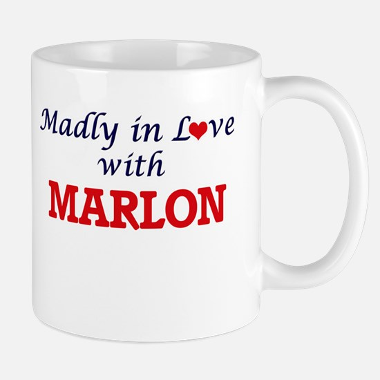 Madly in love with Marlon Mugs